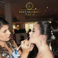 Tarde Noiva Curitiba | Elen Olivira Makeup - Maquiagem Curitiba - Maquiadora Curitiba